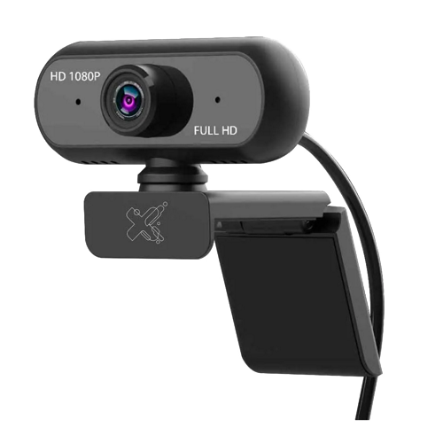 Webcam Maxprint Max 1080p com Microfone
