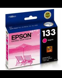 Cartucho de Tinta Epson 133 Magenta T133320 Original