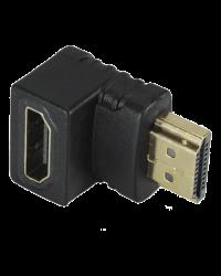 Adaptador de Vídeo HDMI X-Cell HDMI F x HDMI M 90º