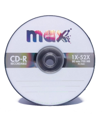CD-R Maxprint 700MB 52x 50605-1 Unitário