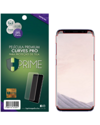 Película HPrime Curves Pro Samsung Galaxy S8