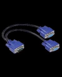 Cabo de Vídeo VGA Y RGB Dex